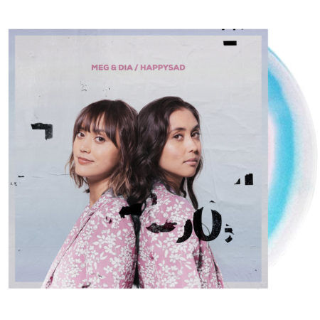 MEG AND DIA Happysad Vinyl