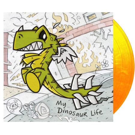 MOTION CITY SOUNDTRACK My Dinosaur Life Vinyl