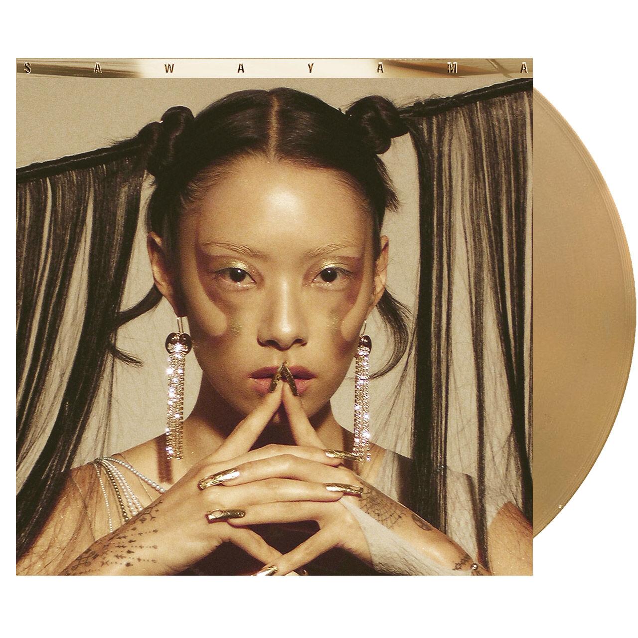 RINA SAWAYAMA Sawayama Gold Vinyl