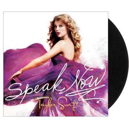 TAYLOR SWIFT Speak Now Vinyl