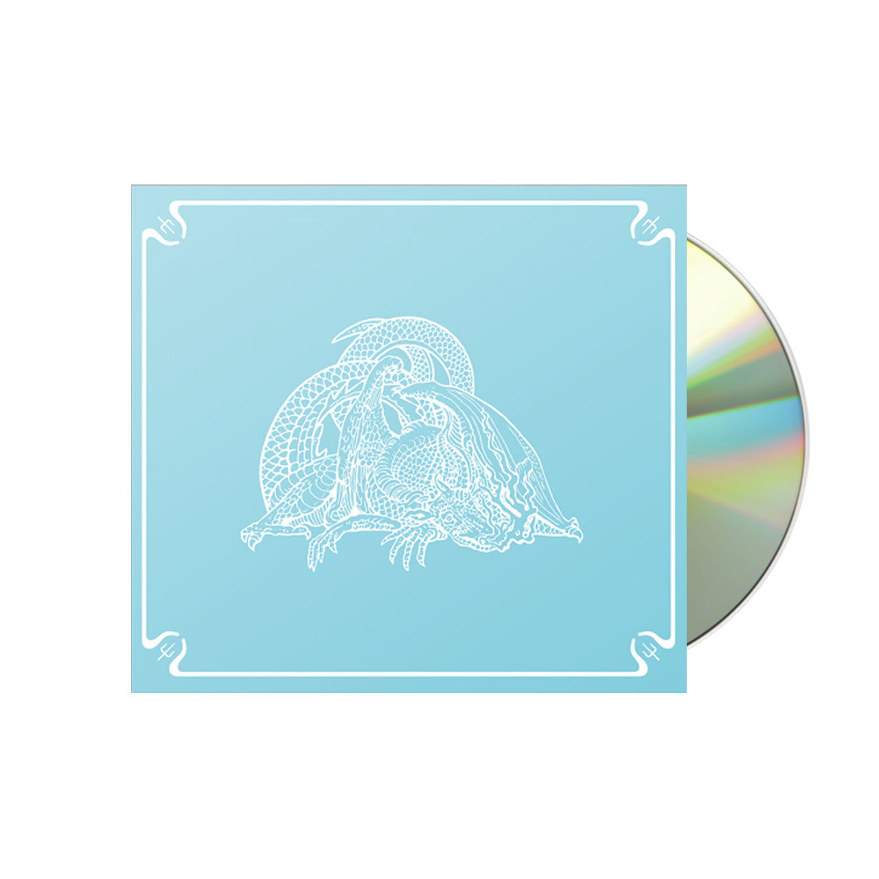 TWENTY ONE PILOTS Scaled And Icy Blue CD