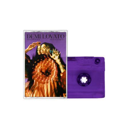 DEMI LOVATO demi lovato the art of starting over cassette