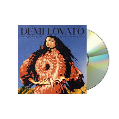 DEMI LOVATO demi lovato the art of starting over cover 3 CD