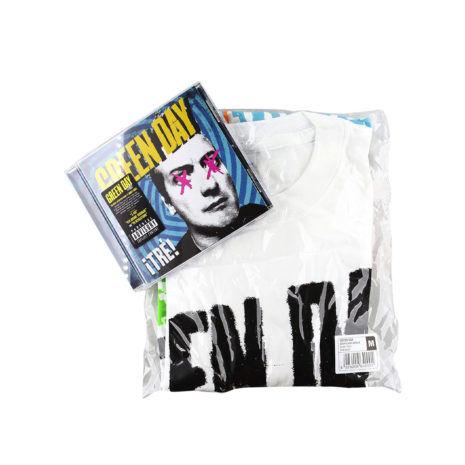 GREEN DAY Tre CD Shirt Box Set 2