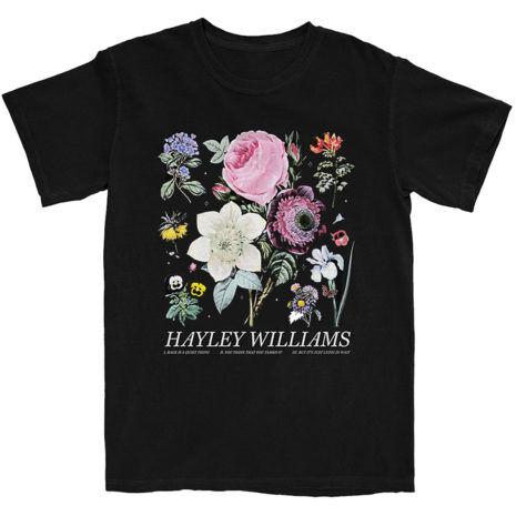 HAYLEY WILLIAMS Simmer Floral Tshirt