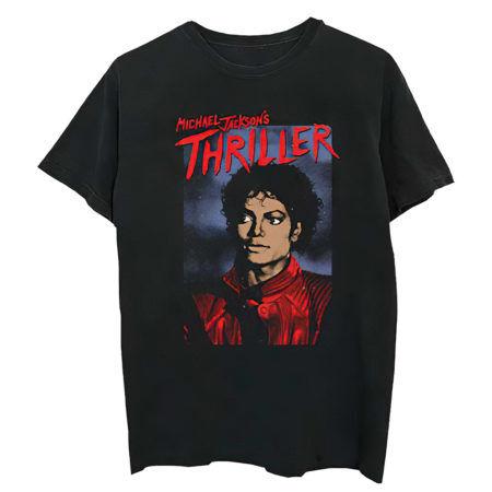 MICHAEL JACKSON Thriller Pose Tshirt