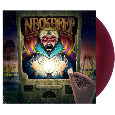 NECK DEEP Wishful Thinking Purple Vinyl