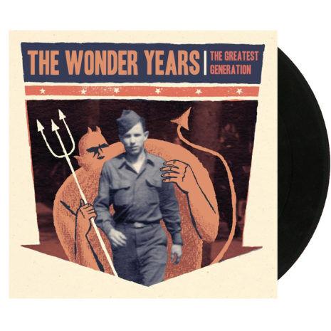THE WONDER YEARS The Greatest Generation Vinyl