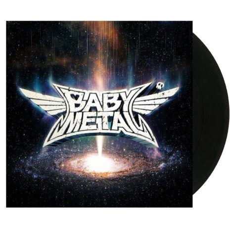 BABYMETAL Metal Galaxy Vinyl