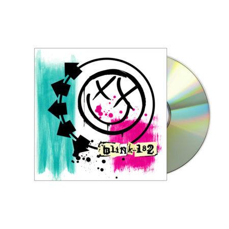 BLINK 182 Self Titled CD