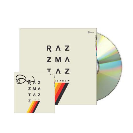 IDKHOW Razzmatazz Signed CD