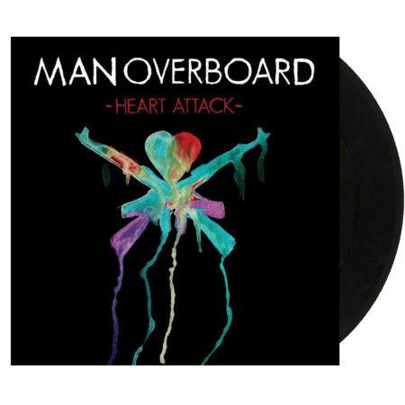 MAN OVERBOARD Heart Attack Vinyl