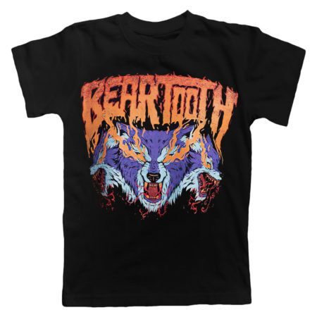Beartooth Fire Eyes Tshirt