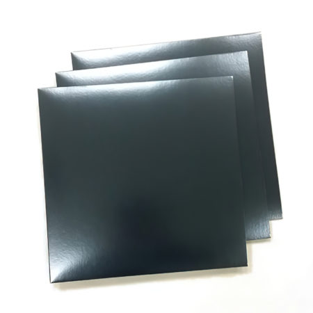 Blank Glossy Vinyl LP Jacket