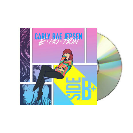 CARLY RAE JEPSEN Emotion Side B CD