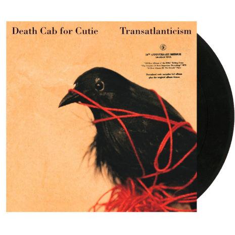 DEATH CAB FOR CUTIE Transatlanticism Vinyl