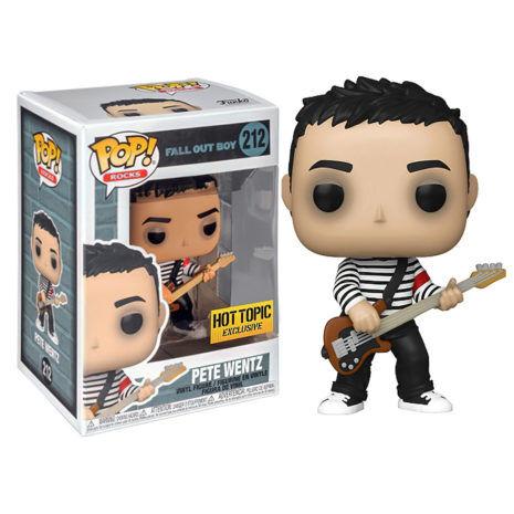 Fall Out Boy Pete Wentz Sweater Funko Pop Toy