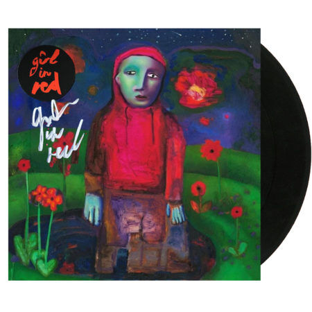 GIRL IN RED if i could make it go quiet Signed Vinyl