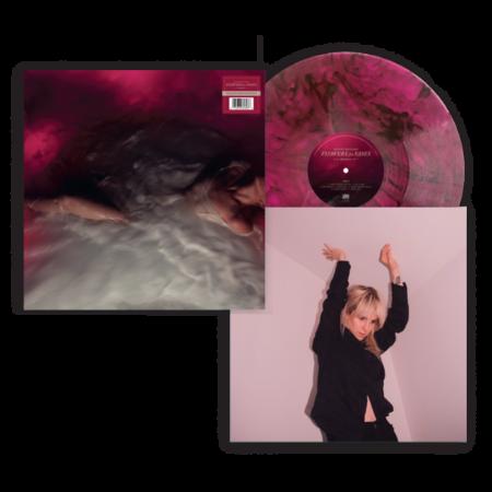 HAYLEY WILLIAMS FLOWERS for VASES descansos Pink Smoke Vinyl 2