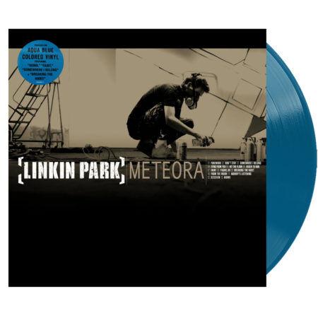 LINKIN PARK Meteora Blue RSD21 Vinyl