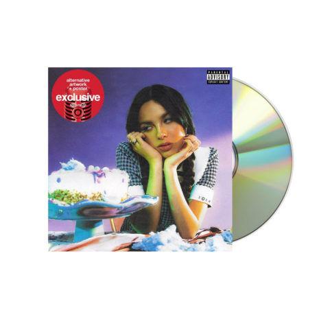 OLIVIA RODRIGO Sour Target CD
