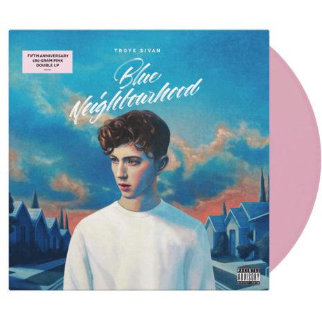 Troye Sivan Neighborhoods Pink Vinyl