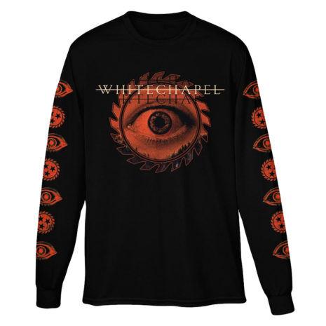 WHITECHAPEL Eye Blade Black LS