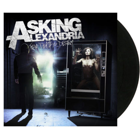 ASKING ALEXANDRIA From Death to Destiny Vinyl