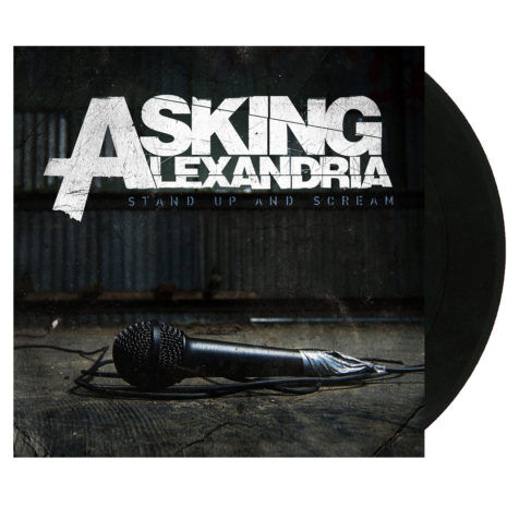 ASKING ALEXANDRIA Stand Up And Scream Vinyl