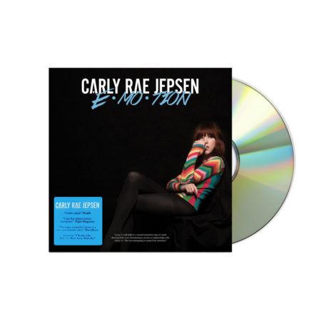 CARLY RAE JEPSEN Emotion CD