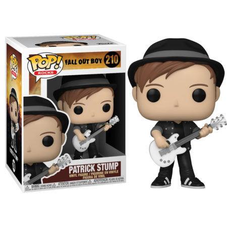 Fall Out Boy Patrick Stump Funko Pop Toy