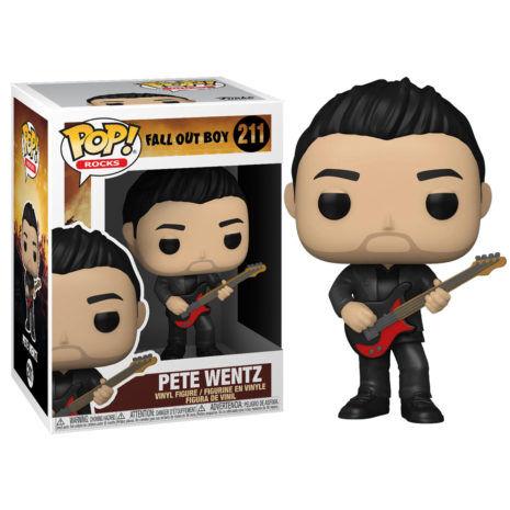 Fall Out Boy Pete Wentz Funko Pop Toy