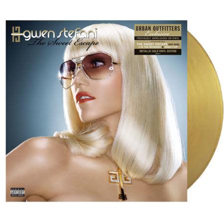 GWEN STEFANI The Sweet Escape Gold UO Vinyl