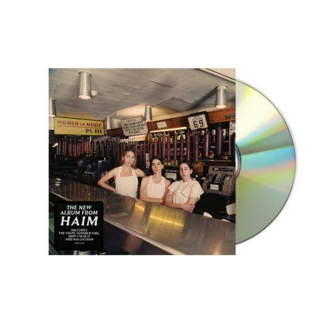 HAIM Women In Music Pt.III CD