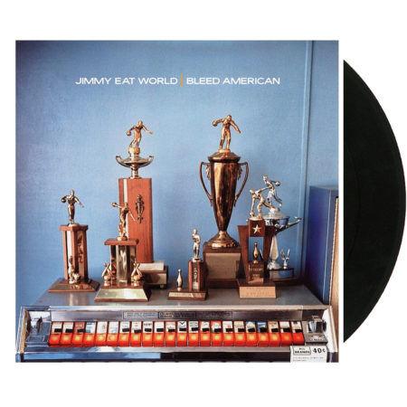 JIMMY EAT WORLD Bleed American vinyl