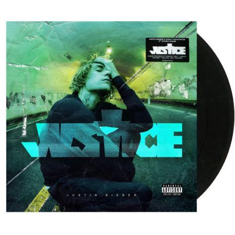 JUSTIN BIEBER Justice Vinyl