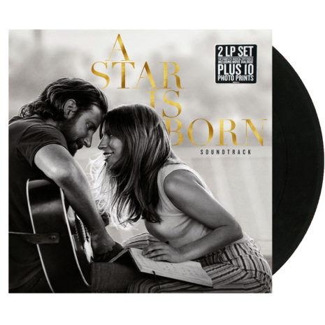 LADY GAGA A Star Is Born Vinyl