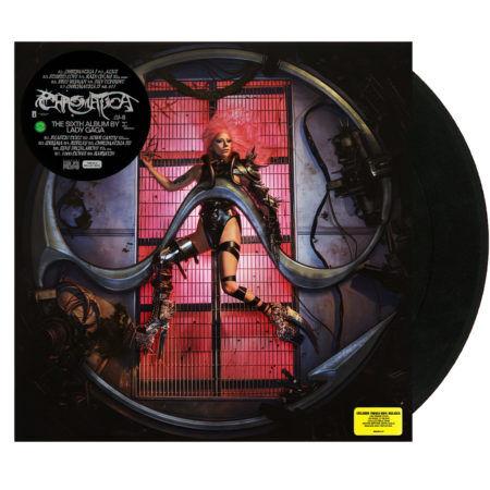 LADY GAGA Chromatica Trifold Deluxe Vinyl