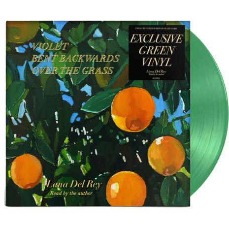 LANA DEL REY Violet Bent Backwards Over The Grass vinyl