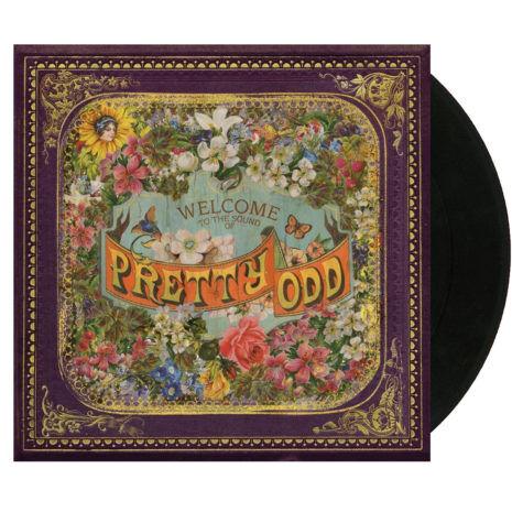 PANIC AT THE DISCO Pretty Odd Vinyl