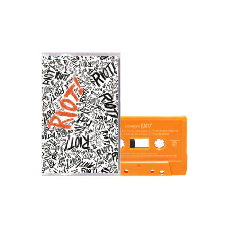 PARAMORE Riot Cassette