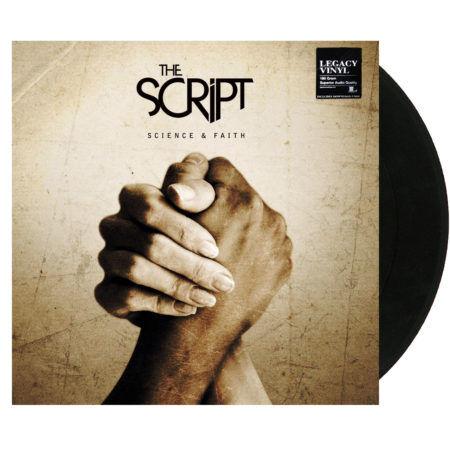 THE SCRIPT Science And Faith vinyl
