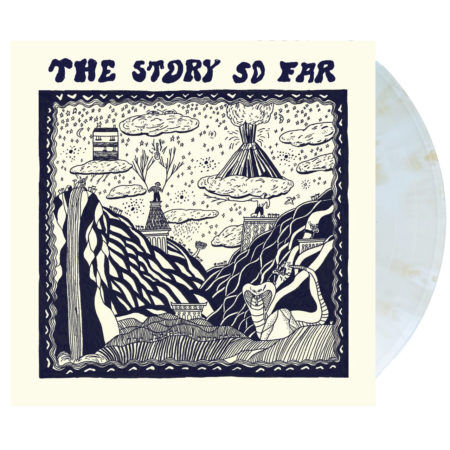 THE STORY SO FAR Self Titled Cloudy Beer Vinyl