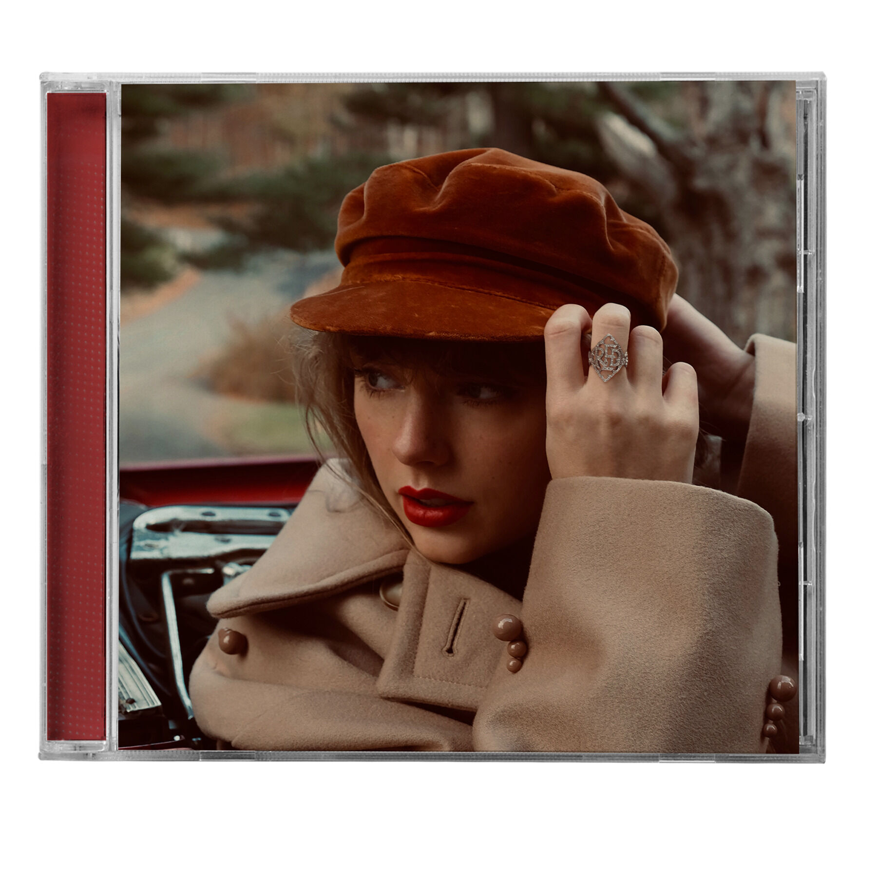 TAYLOR SWIFT Red Taylor's Version CD