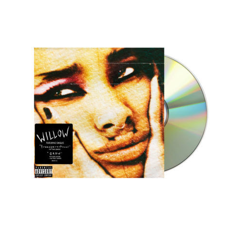 WILLOW Lately I Feel Everything CD