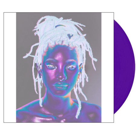 WILLOW Self Titled Purple Vinyl