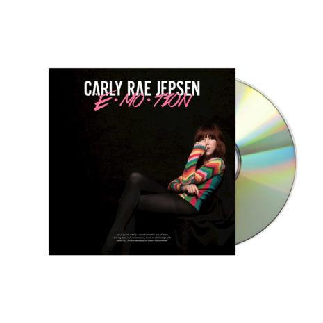 CARLY RAE JEPSEN Emotion Deluxe CD