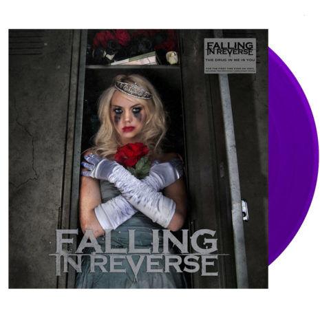 Falling In Reverse The Drug in me is you vinyl purple