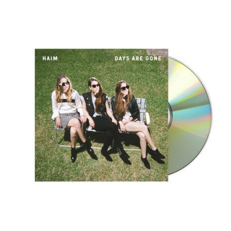 HAIM Days Are Gone CD
