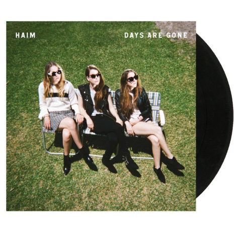 HAIM Days Are Gone Vinyl